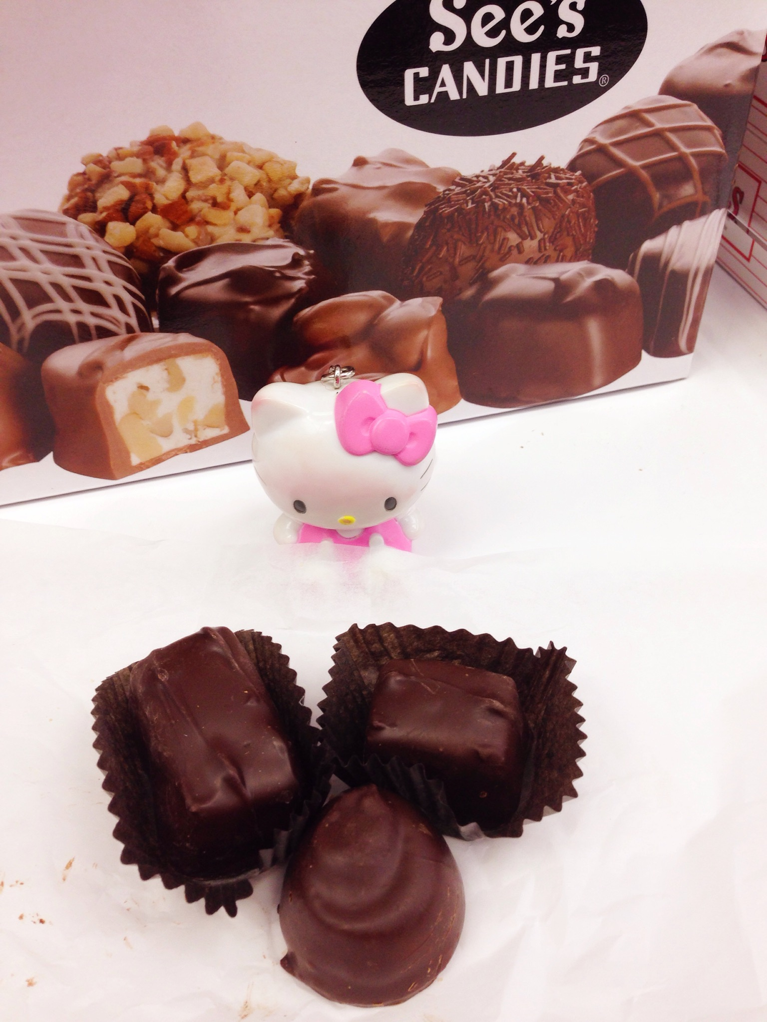 Hello See's Candies Open House! – hello kitty foodie