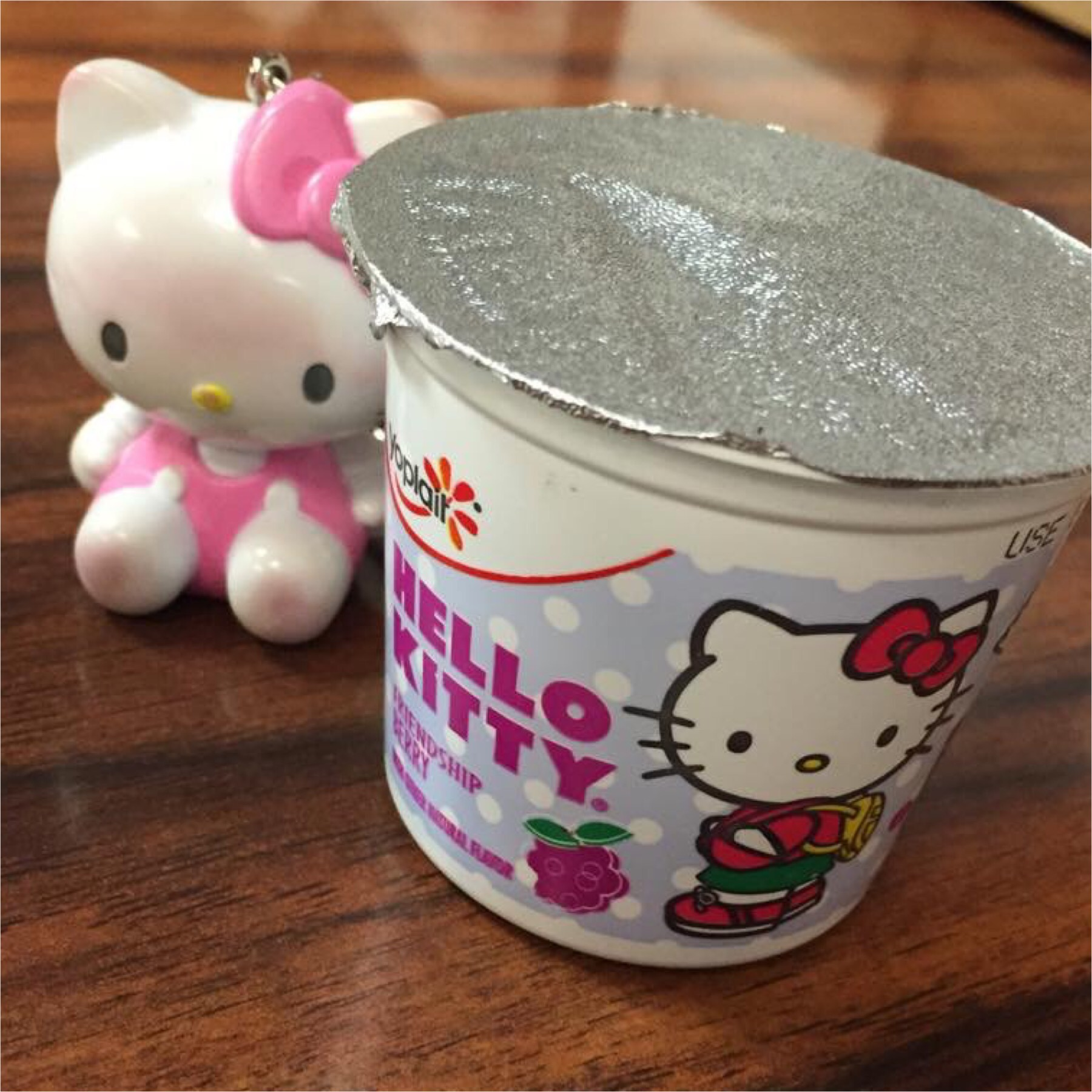 Hello kitty yoplait hello kitty foodie - Cuisine hello kitty ecoiffier ...