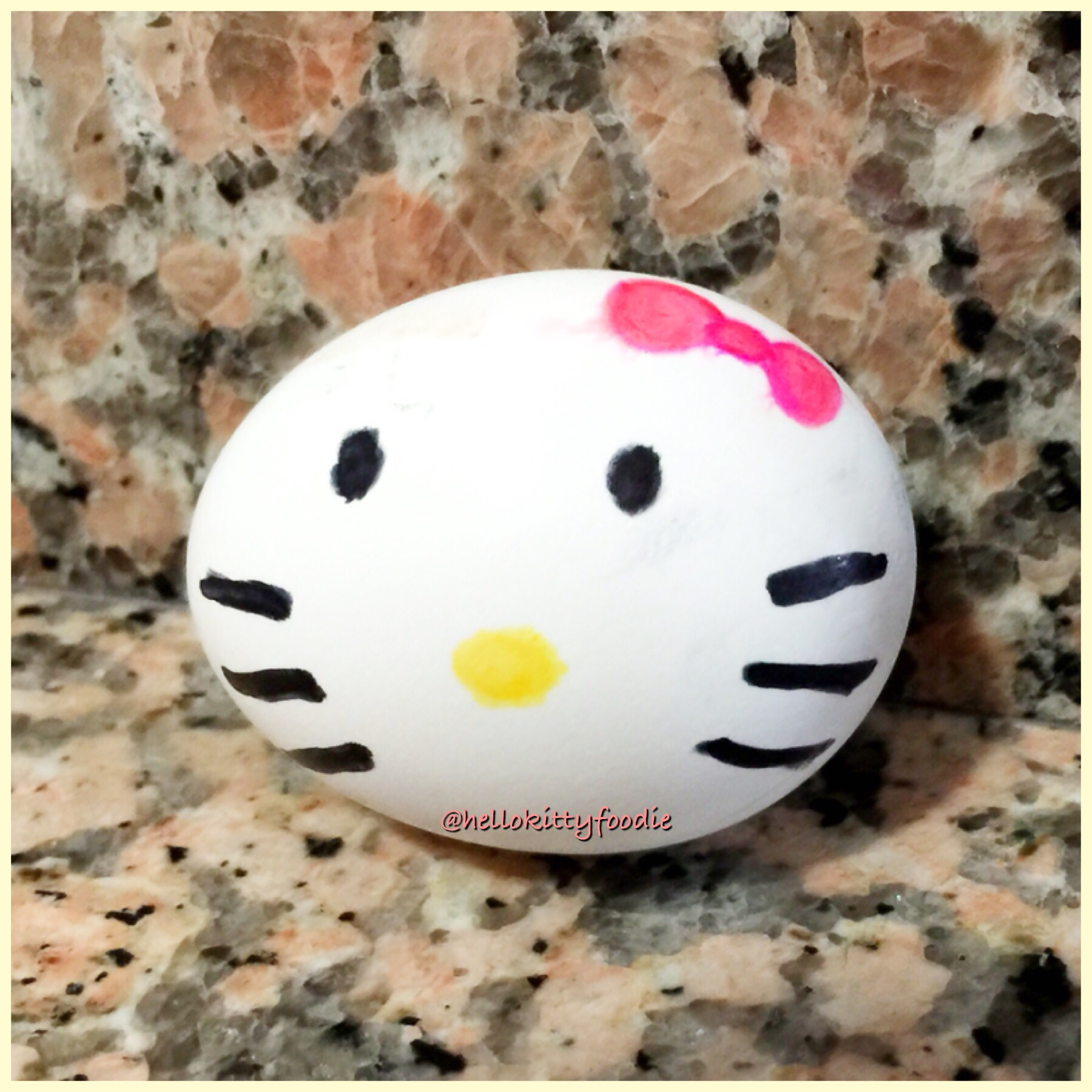 Chinese food hello kitty foodie - Cuisine hello kitty ecoiffier ...