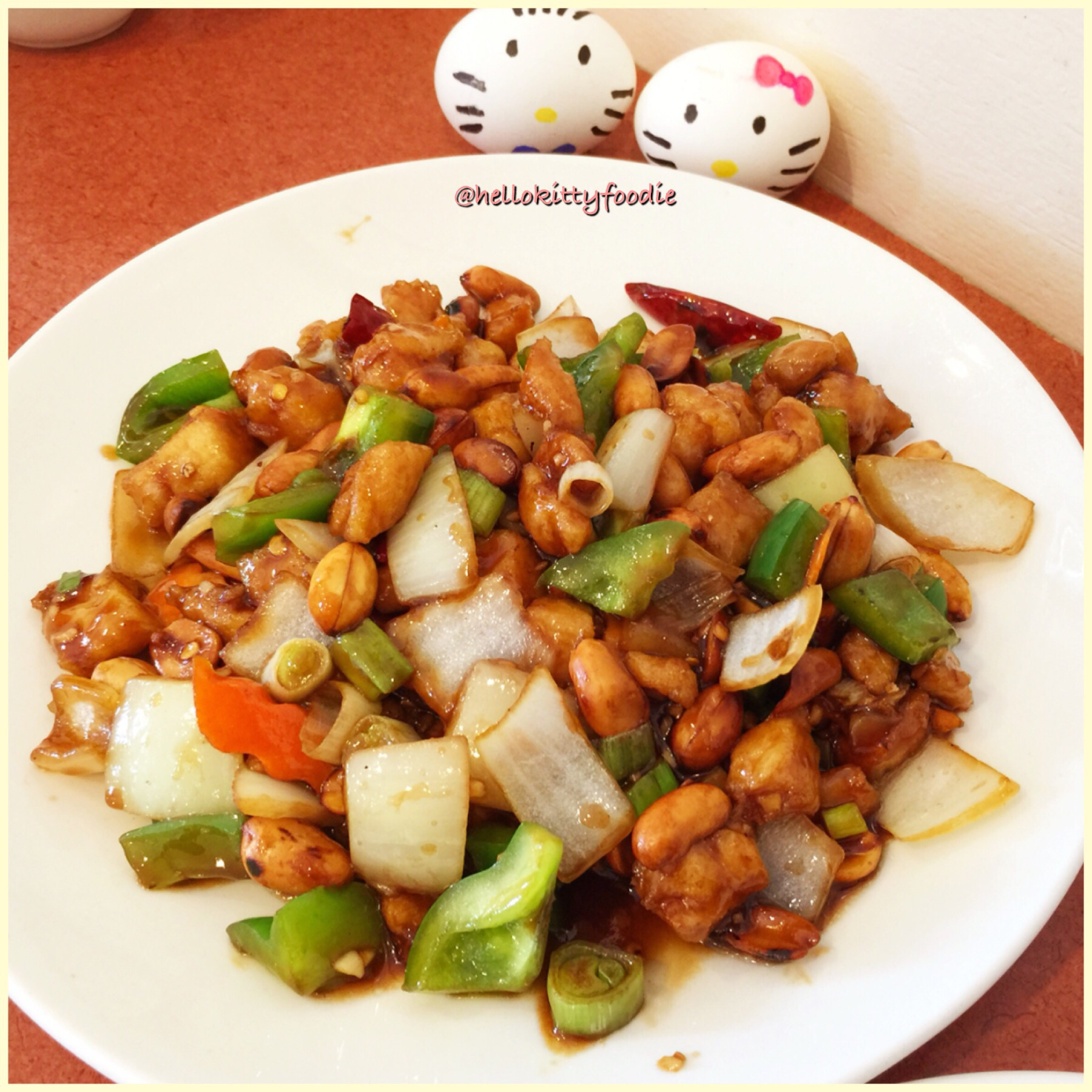 Chinese food hello kitty foodie for Cuisine hello kitty