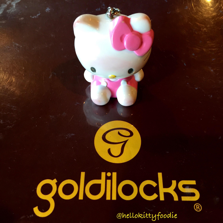 Goldilocks Hello Kitty Foodie
