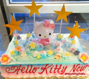 Goldilocks Hello Kitty Foodie