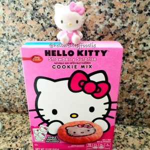 fe828cb31fdbe I recently purchased this cookie mix and had a lot of fun baking with hello  kitty!