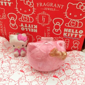 3dba239498a1 The entire Hello Kitty collection is infused with a wonderful fruit and  spice